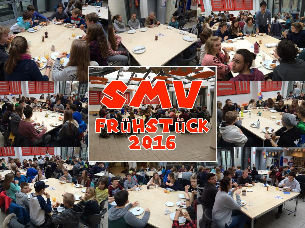 SMV Frühstück 2016
