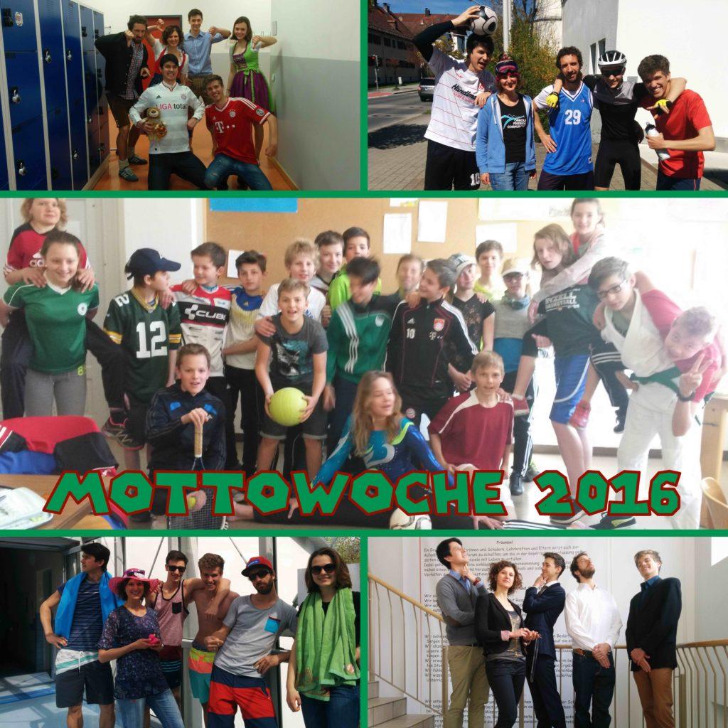 Mottowoche 2016